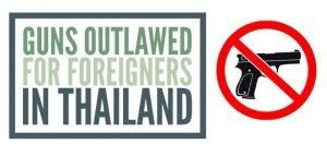 Waffenscheine für Ausländer in Zukunft nicht mehr möglich