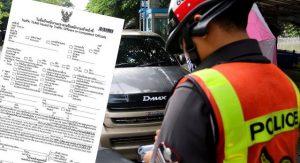 Thailand führt Führerschein-Punktesystem ein