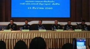 Bangkok: Militär weist Schuld für Tod des Kadetten zurück