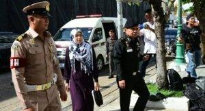 Erawan-Bombenattentat: 29-jährige Thai auf Kaution frei