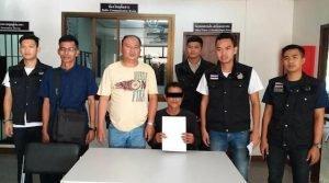 Sattahip: Todesfahrer konnte bei Grenzübergang festgenommen werden