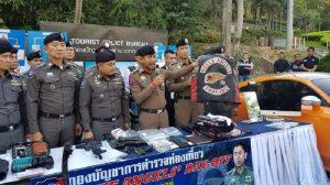 Chonburi: Polizei macht Jagd auf Hells Angels Mitglieder