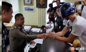 Pattaya: Norweger verhaftet - wegen versuchten Versicherungsbetrug