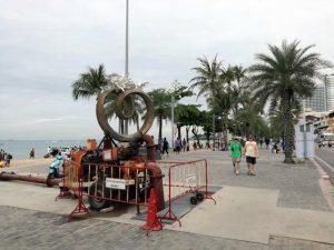 """Pattaya: Umsetzung eines """"neuen Plans"""" gegen Hochwasser geplant"""