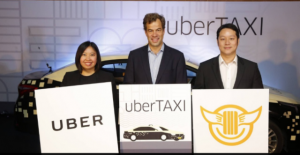 Bangkok: Uber beschliesst Partnerschaft mit Taxi-Unternehmen Howa