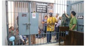 Songhkla: Soldaten stoppten illegales Glücksspiel