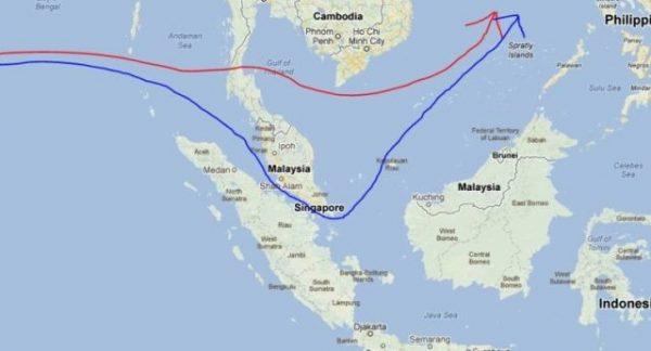 Kra-Kanal wird von der Regierung nicht geplant