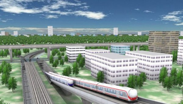 Peking: Laos will an Thailands Highspeed-Train Projekt teilnehmen