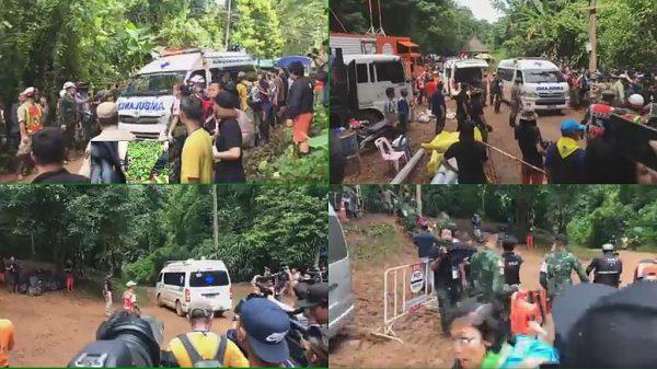 Chiang Rai: Strom-Unfall verletzt mehrere Rettungssanitäter in der ...