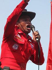 The speaker:  Arisman Pongruangrong