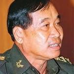 General Boonlert Kaewprasit
