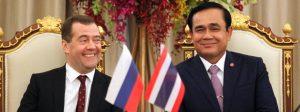 Thailand Russia