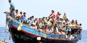 rohingyaboat