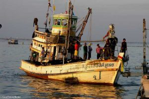 Fischerei-Thailand
