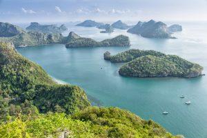 ko-samui-segeln-golf-thailand-insel-schiff-strand