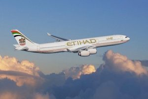 ETIHAD AIRWAYS A340-500 AIRCRAFT