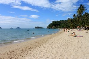 Insel Koh Chang / Ko Chang / Thailand / Lonely Beach
