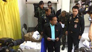 Über 2.000 verdächtige Briefe in Chiang Mai  konfisziert 2