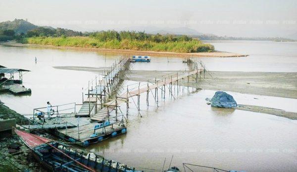 China blockiert mit Staudamm Schifffahrt auf dem Mekong